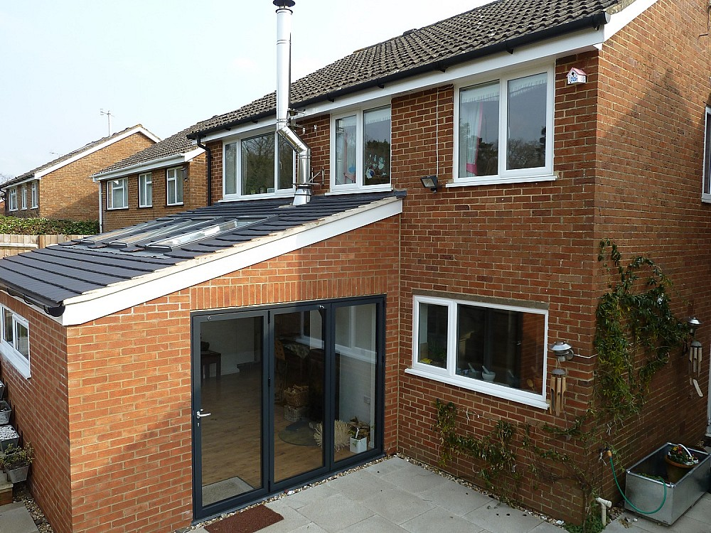 Extension – Ground floor extension, Surrey