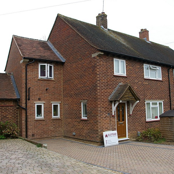 Double Storey Extension, Guildford